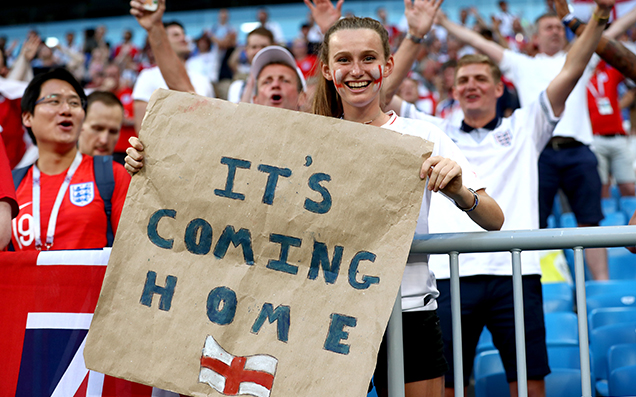 Read more about the article Top 5 Reasons IT'S COMING HOME