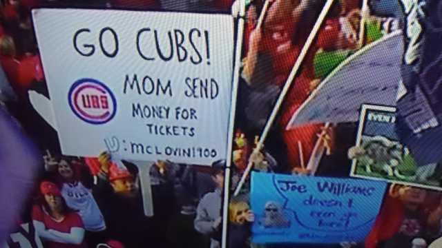 Cubs-Tickets