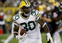 Jamaal Williams