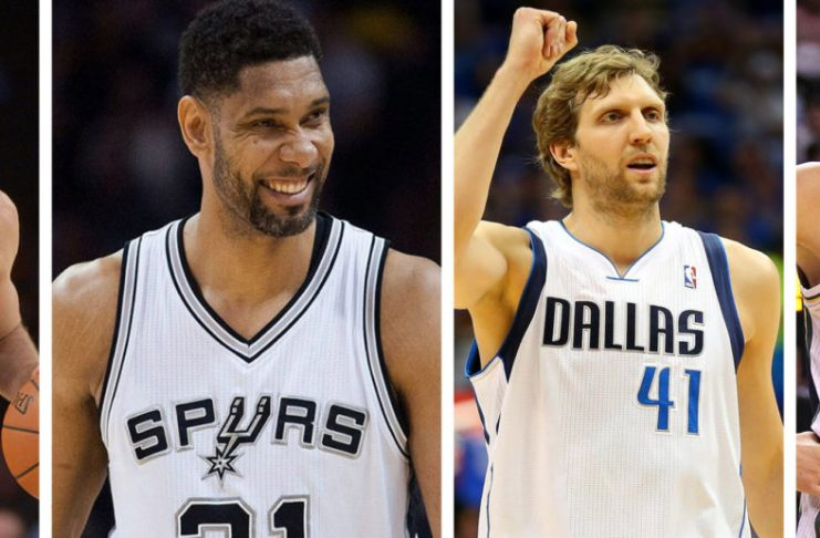 Top NBA International Players