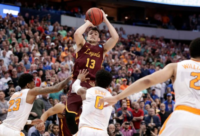 Loyola defeats Tennessee, 63-62