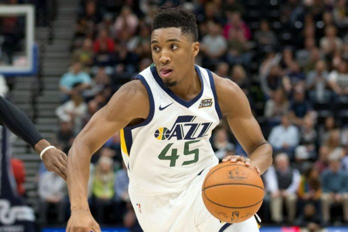 Donovan-Mitchell-Utath-Jazz