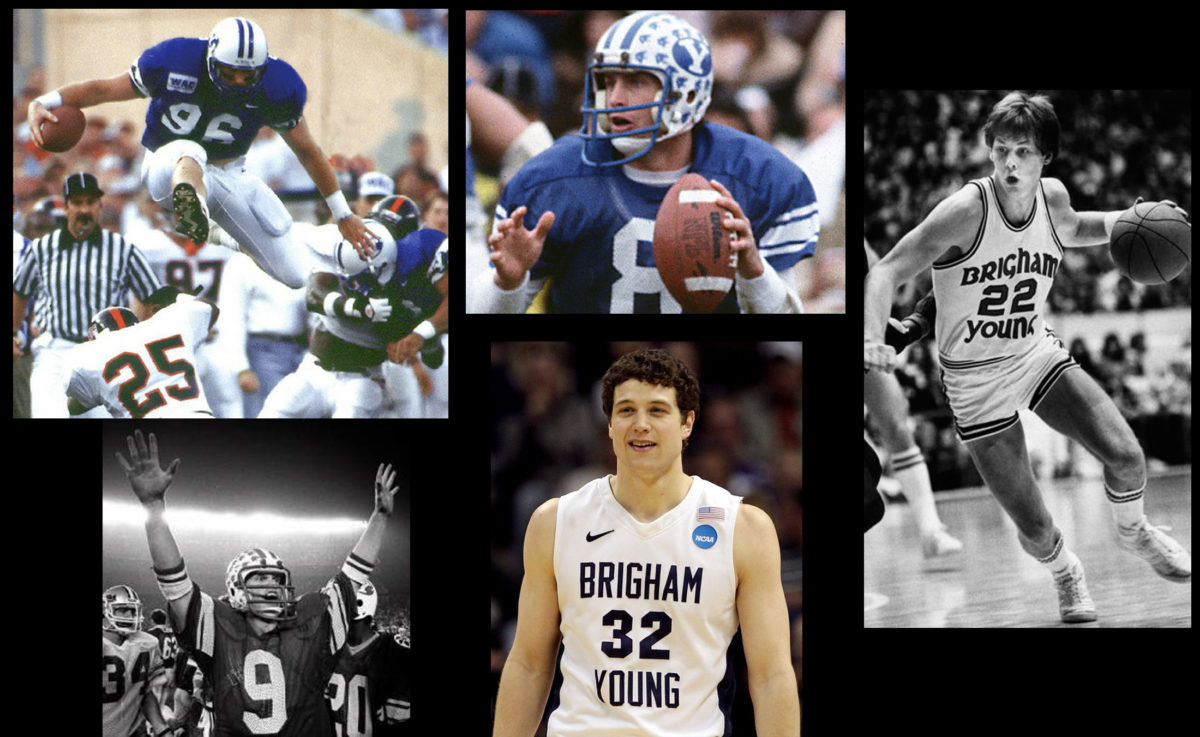 BYU: Ranking The Top 20 Pro Athletes Of All-Time | Fan Insider