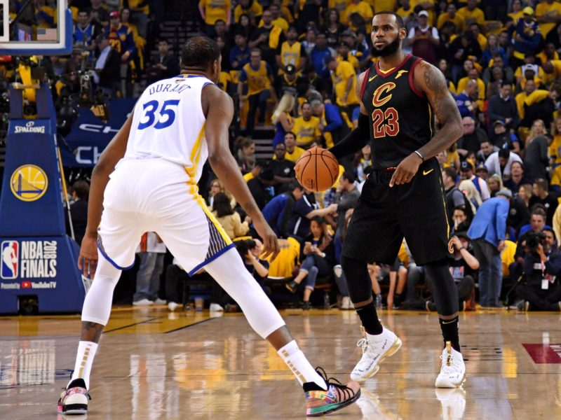 fe753aa3aa5 NBA Finals  Warriors Sweep Cavaliers For Second Consecutive Title ...
