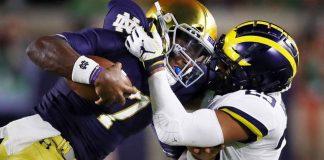 Michigan vs Notre Dame