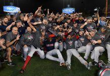 Boston Red Sox 2018 World Champions