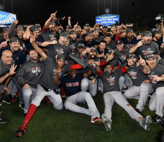 Boston Red Sox 2018 World Champions