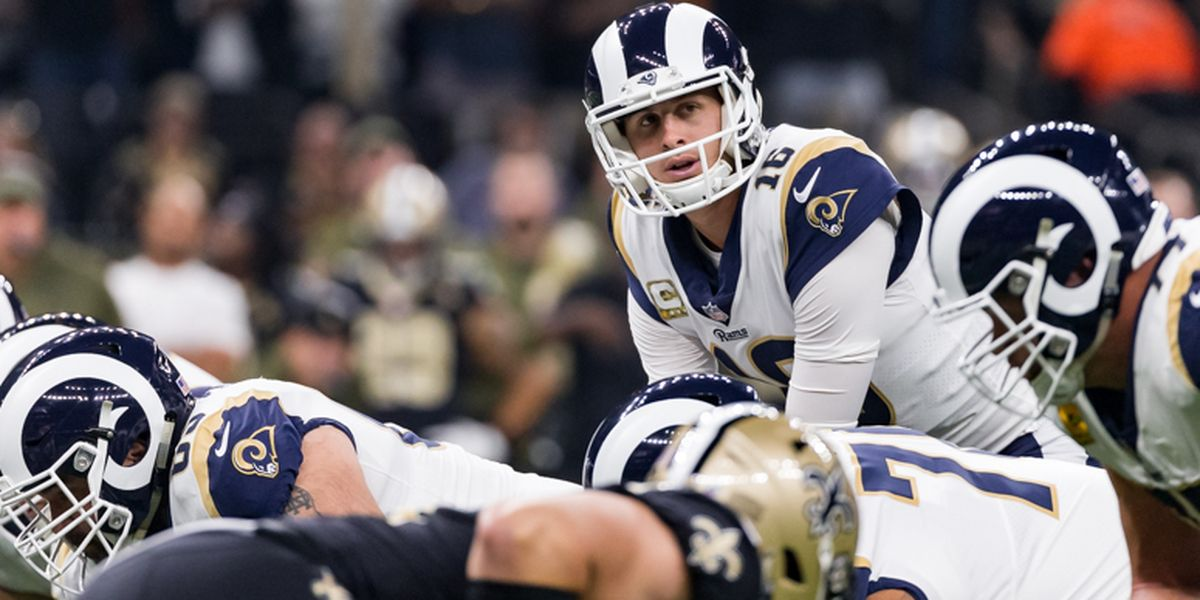 2019 NFC Championship - LA Rams