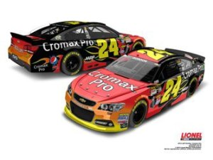 Cromax Pro paint scheme posted by Lionel NASCAR Collectibles recently. Photo - Lionel