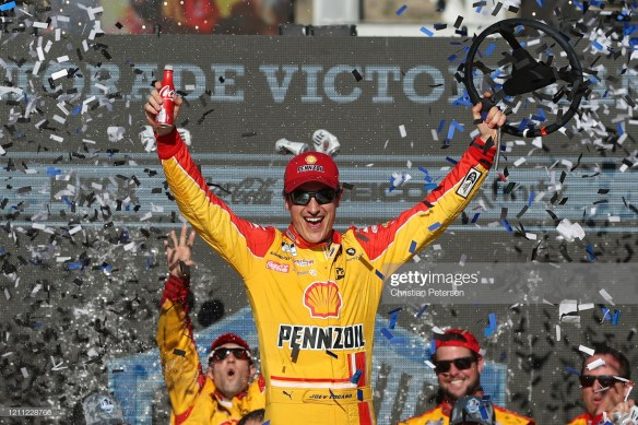 Joey Logano earns second victory of the year in overtime at Phoenix on Sunday, March 8, 2020