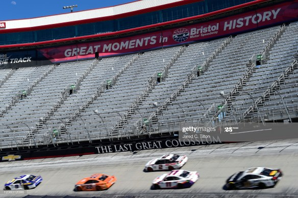 A Bristol All-Star Race in 2020 is another COVID-19 sign of the times in the NASCAR Cup Series. The All-Star venue changes from the traditional Charlotte Motor Speedway to Bristol Motor Speedway in Tennessee.