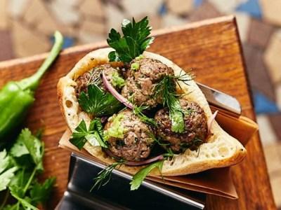 Miznon Paris Kebab and Pitas
