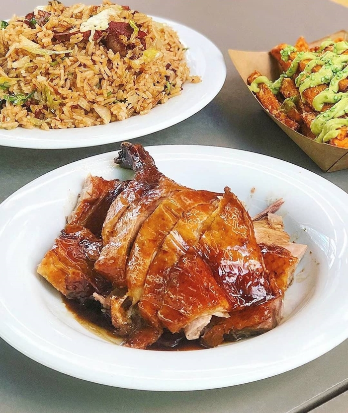 Ducky's Asian Street Food