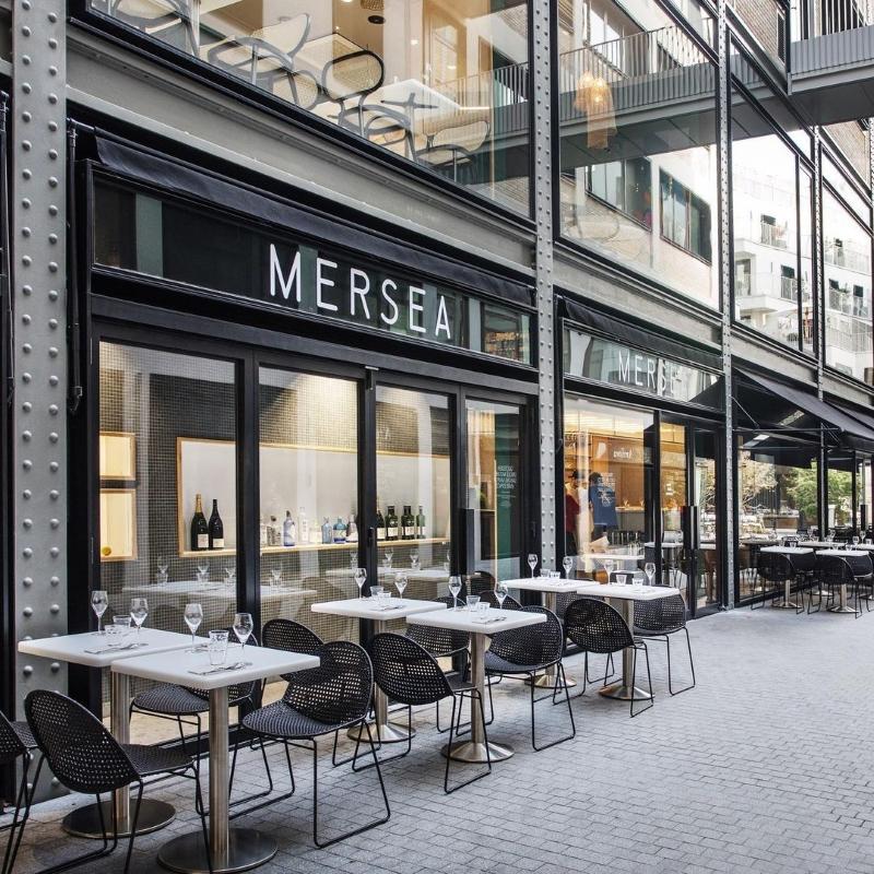Mersea Beaupassage Terrasse