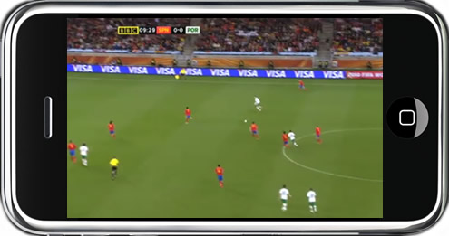 How to watch live UK TV on iPhone