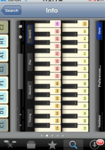 Virtuoso Piano Pro Classic iPhone app review