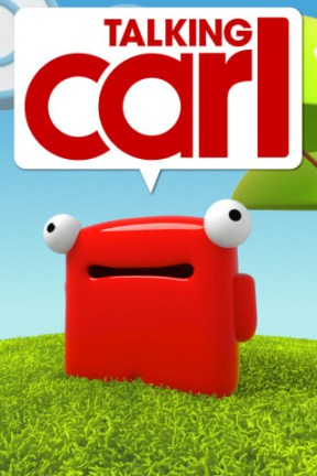 talking carl iphone app review