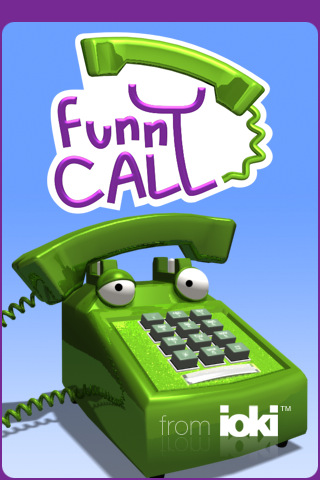 funny call iphone app review
