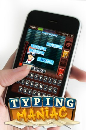 Typing Maniac iPhone App Review