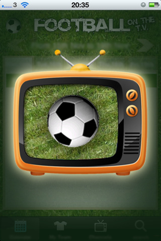 Football on the TV iPhone App Review