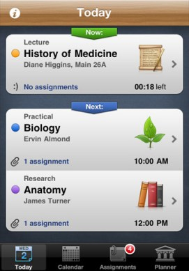 iStudiez Pro iPhone App Review