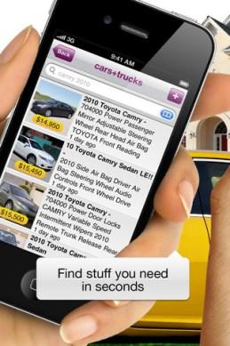 Craigslist iPhone App Review