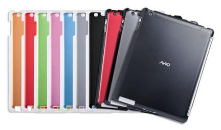 Elegant New Colours For AViiQs iPad 2 Smart Case