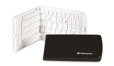 Verbatim Unveils 2nd Generation Mobile Keyboard for Tablets