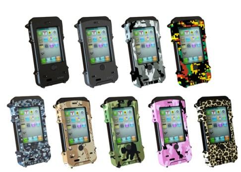 AQUA TEK S for iPhone 4 and 4S