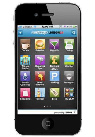 MyCityWay London24 iPhone App Review