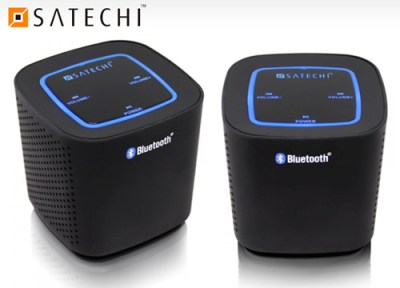 Satechi Audio Cube Bluetooth Speaker