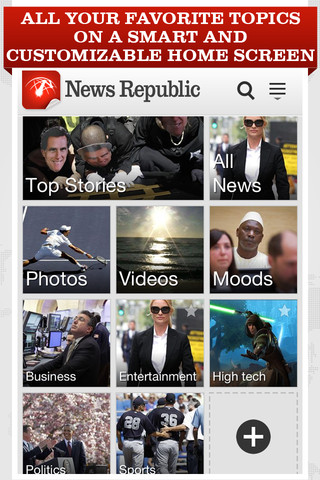 News Republic 2.0 iPhone App Review