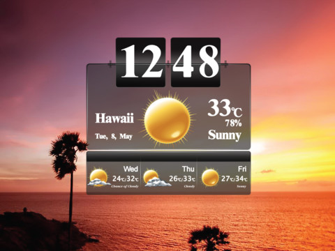 A Weather Forecast Machine HD iPad App Review