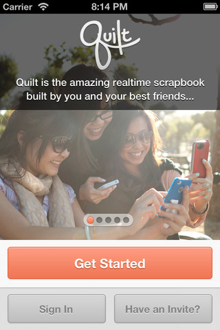 Quilt iPhone App Review