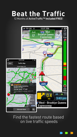 CoPilot GPS Live iPhone App Review