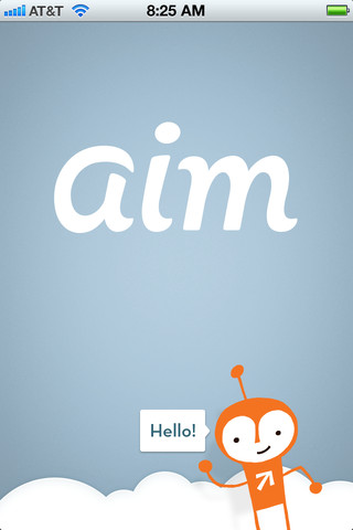 aim iPhone App Review - fanappic com