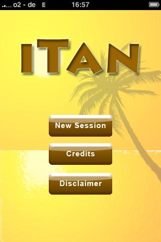 itan iPhone App Review
