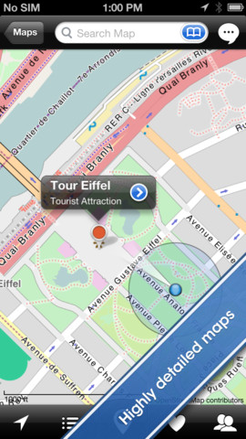 City Maps 2Go iPhone Apps Review