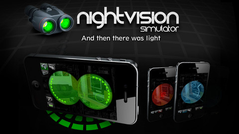 Night Vision iPhone App Review