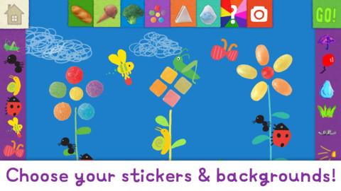 magic stickers