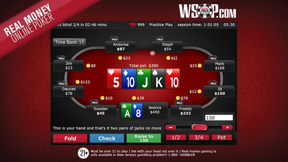 World series poker app real money learn how to play craps in vegas