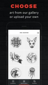 inkhunter-best-ar-android-app
