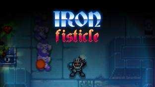 Iron Fisticle from Fanatical Magnificent Mystery Machine Bundle
