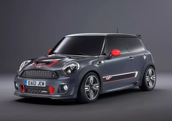 2012 Mini John Cooper Works GP - Fanaticar