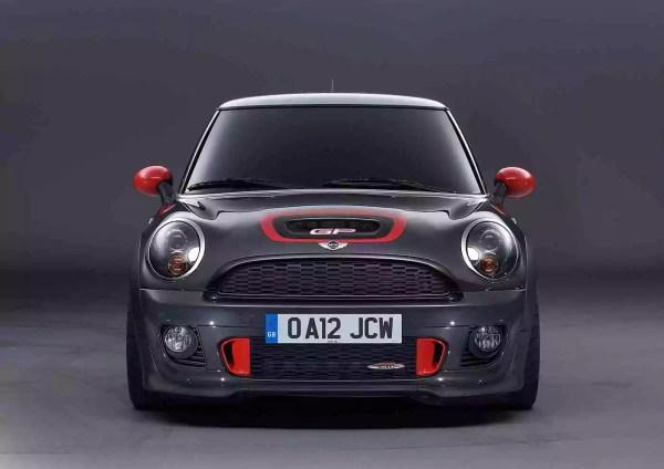 2012 Mini John Cooper Works GP - Fanaticar