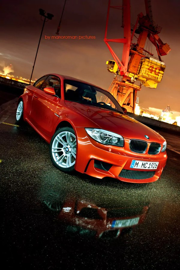 BMW 1er M Coupé by marioroman pictures