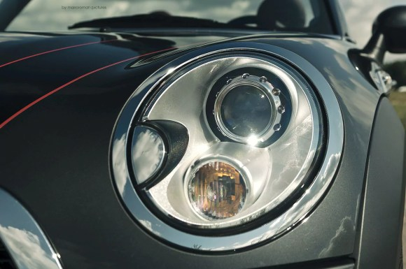 Mini John Cooper Works Convertible by marioroman pictures - fanaticar
