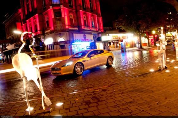 Aston Martin Rapide by marioroman pictures | Fanaticar Magazin