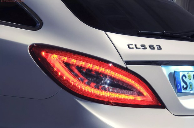 Mercedes-Benz CLS 63 AMG Shooting Brake by marioroman pictures - Fanaticar Magazin