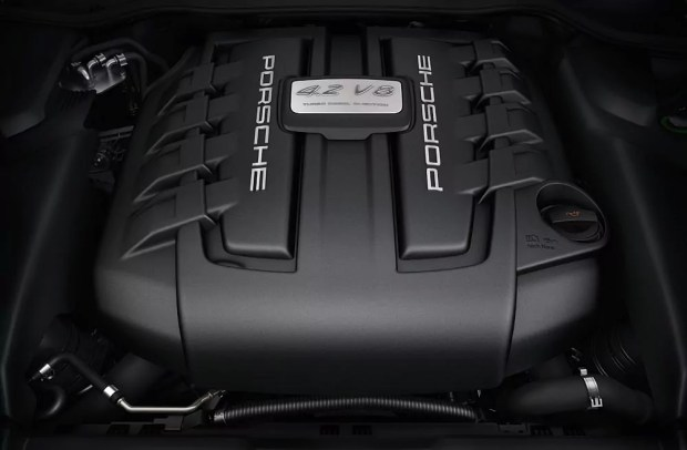 Porsche Cayenne S Diesel - Fanaticar Magazin